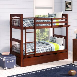 Granville Twin over Twin Bunk with Trundle by Viv + Rae
