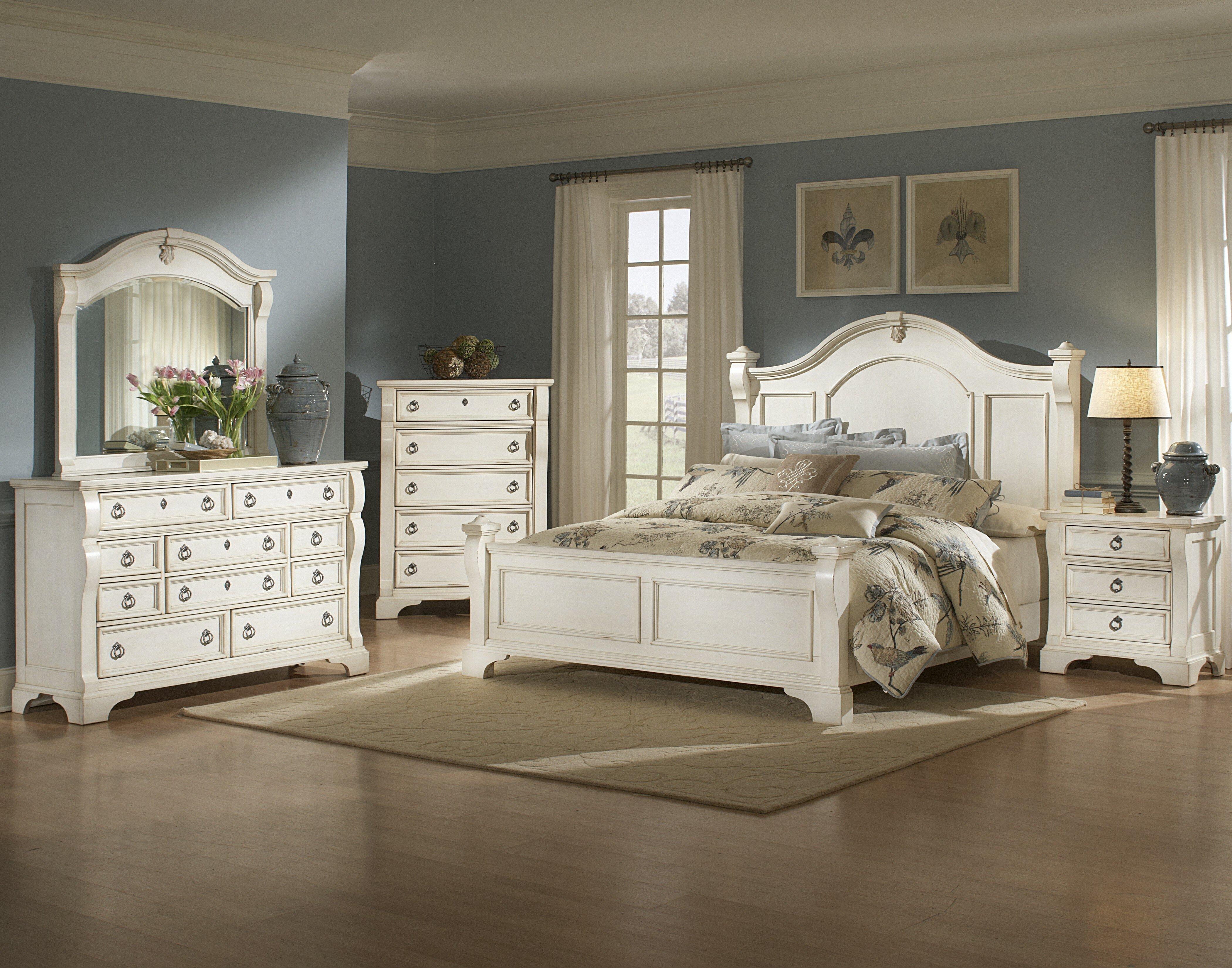 Lark Manor Rosehill Standard Configurable Bedroom Set Reviews