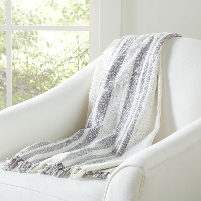 Stripe Dominika Throw