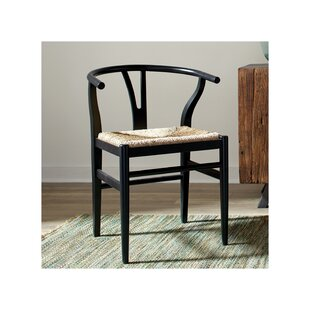 Bettye Solid Wood Dining Chair Ivy Bronx