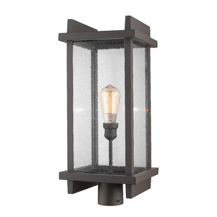 Beeching Outdoor 1-Light Lantern Head
