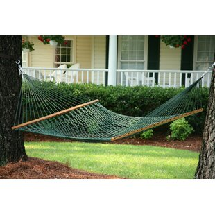 Futral Deluxe Rope Polyester Hammock by Millwood Pines