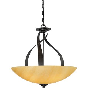 Loon Peak Colby 5-Light Bowl Pendant