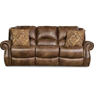 Shaan Reclining Sofa by Darby Home Co