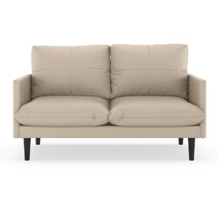 Schiffman Vegan Loveseat