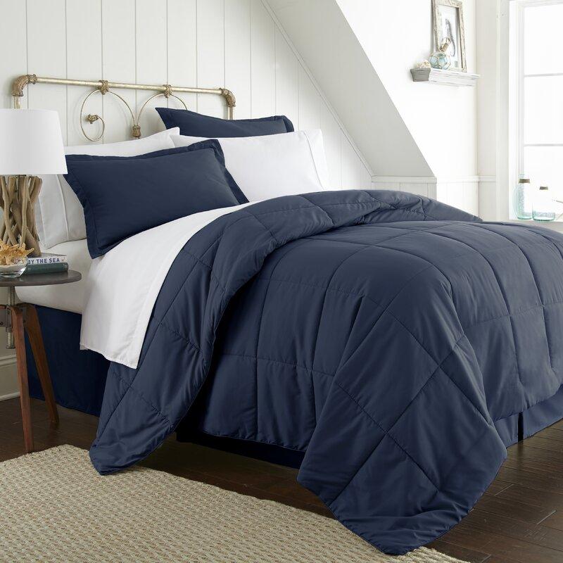 Andover Mills Mirabal Comforter Set Reviews Wayfair