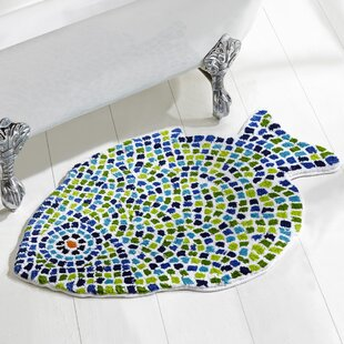 Look for Fish Mosiac Mat ByBetter Trends