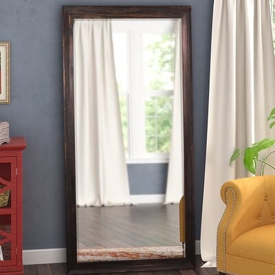 Excellent Millwood Pines Yelton Rustic Full Length Mirror Size 65 H X Caraccident5 Cool Chair Designs And Ideas Caraccident5Info
