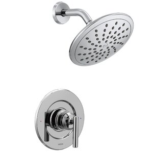 Gibson Pressure Balance Shower Faucet with Lever Handle