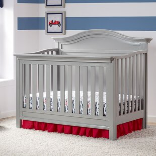 Inexpensive Bethpage 4-in-1 Convertible Crib By Serta