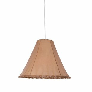 Steel Partners 1-Light Cone Pendant