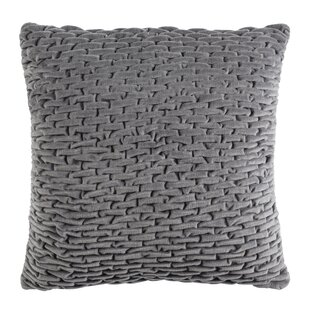 Timmie Cotton Throw Pillow