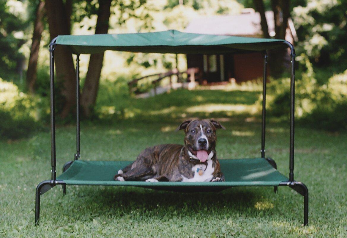 Kittywalk Systems Puppywalk Indoor/Outdoor Ultra Breezy Dog Bed ...