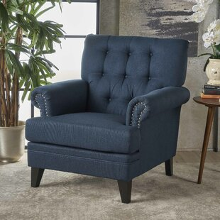 Elliott Bay Armchair by Alcott Hill Discount