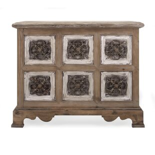 Circeo 3 Drawer Accent Chest