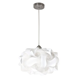 EQLight Cloud Polylight 1-Light Novelty Pendant
