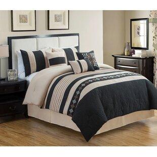Durrett 7 Piece Comforter Set