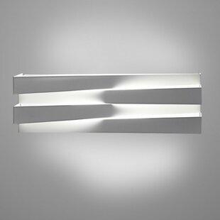 ZANEEN design 1-Light LED Flus..