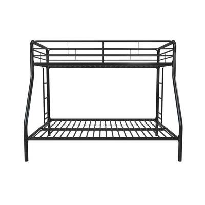 Harriet Bee Caryl Twin Over Full Bunk Bed With Mattress Wayfair