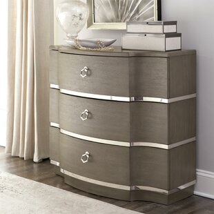 Mercer41 Fairbanks 3 Drawer Chest