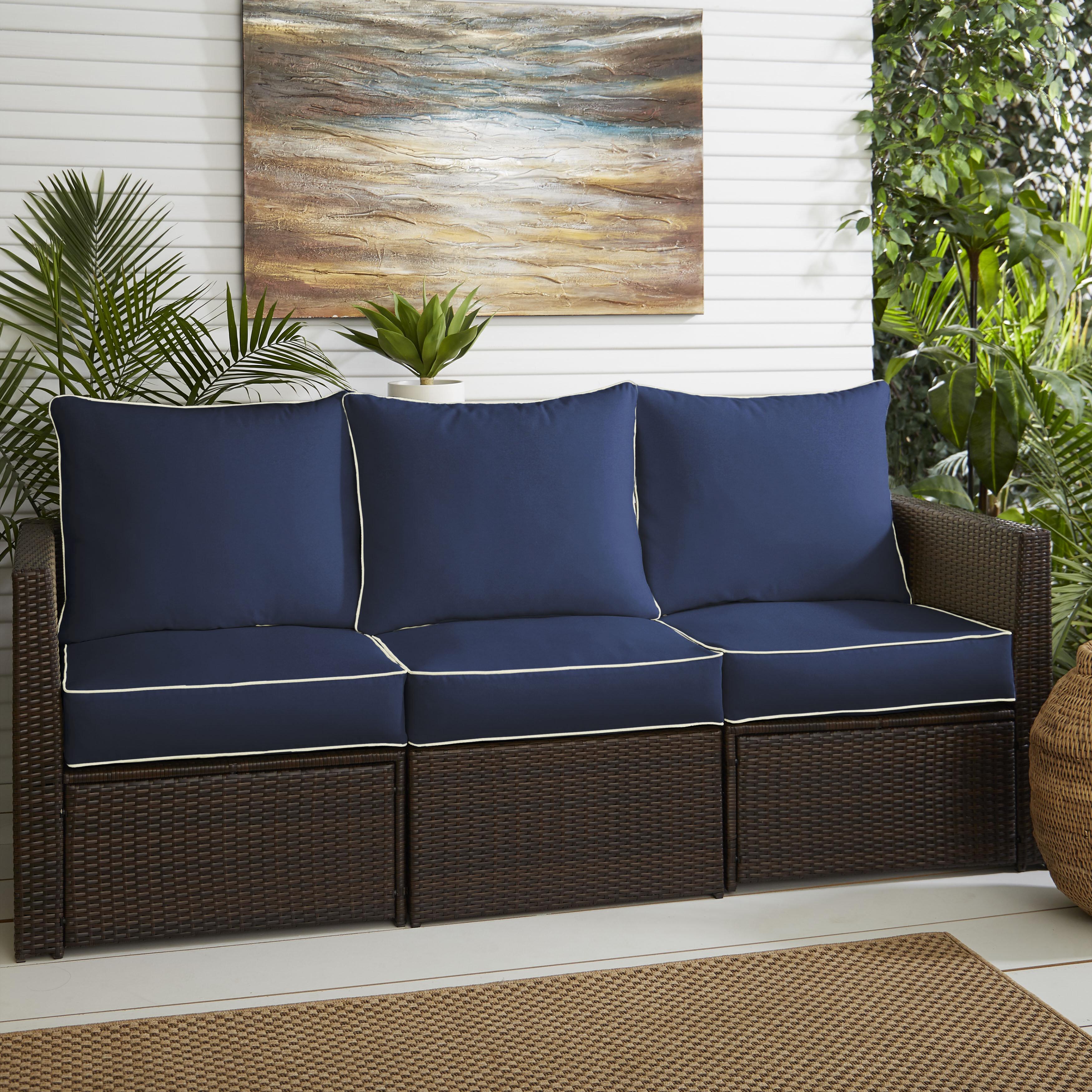 Ginsberg Indoor/Outdoor Sunbrella Sofa Cushion & Reviews | Birch Lane