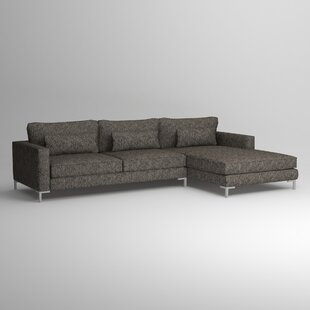 Maxine Sectional by Wayfair Custom Upholstery™