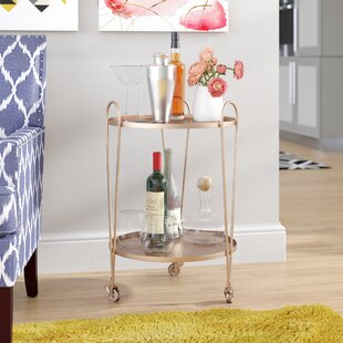 Billips Trebede Bar Cart by Langley Street