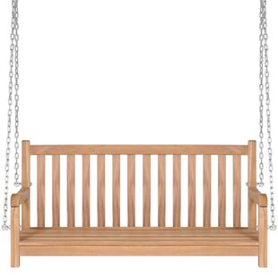 Review Swing Teak Bench