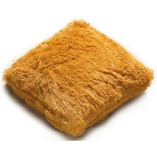 Stehle Fur Throw Pillow