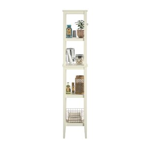 Review Dmitry 30.99cm X 158.19cm Bathroom Shelf
