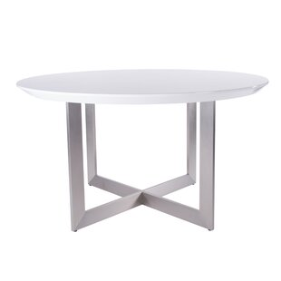 Orren Ellis Atlas Round Dining Table