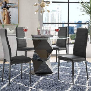 Freddie Upholstered Dining Chair by Wade ..