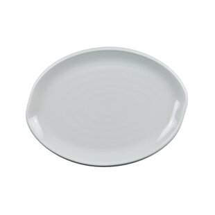 Sedbergh Oval Melamine Dinner Plate (Set of 24)