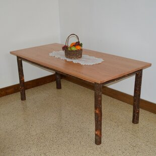 Hickory Dining Table by A&L Furniture