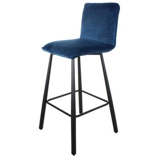 Review Clough 74cm Bar Stool (Set Of 2)