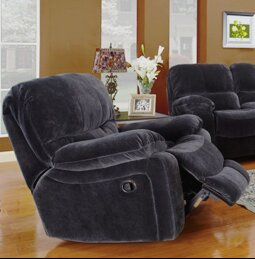Gracehill Manual Wall Hugger Recliner