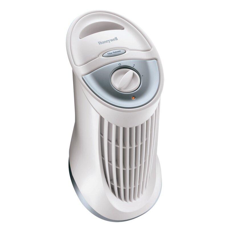 Honeywell Room Air Purifier With Hepa Filter Reviews Wayfair