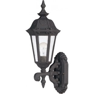 Affordable Shaw 1-Light Outdoor Sconce By Astoria Grand