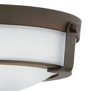 Hinkley Lighting Hathaway 1-Light LED Semi Flush Mount