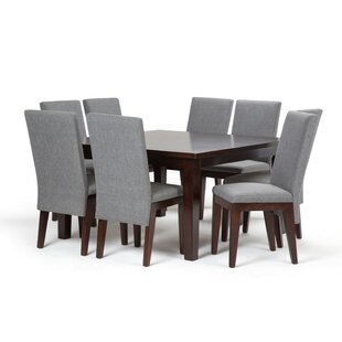Doerr 9 Piece Dining Set Bloomsbury Market