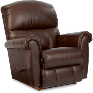 Charmant Briggs Leather Recliner