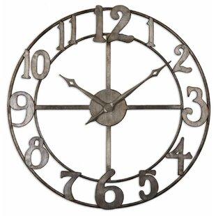 Oversized 82cm Wall Clock