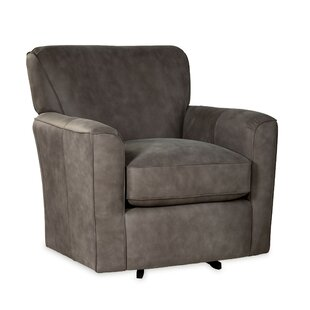 Arlo Glider Swivel Armchair