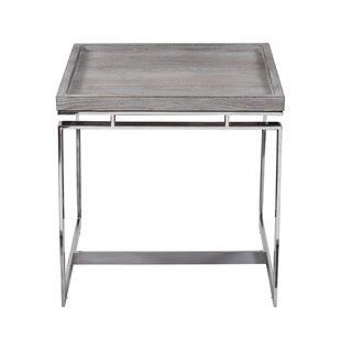 Heiss End Table by Brayden Studio