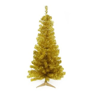 Gold Christmas Trees You Ll Love Wayfair