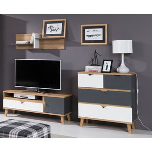 Tallulah Entertainment Unit For TVs Up To 50
