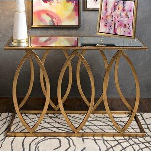Willa Arlo Interiors Hanrietta Console Table