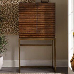 Big Sur Bar Cabinet by Hooker Furniture