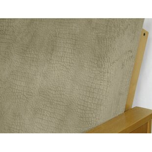 Plush Wheat Box Cushion Futon Slipcover