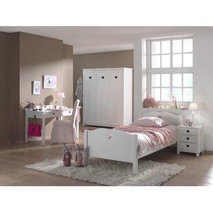 Andrews 4 Piece Bedroom Set By Harriet Bee